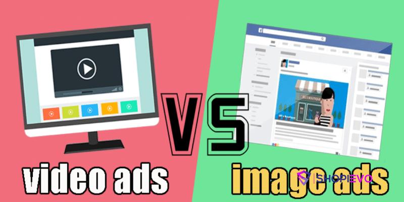 Iklan Jenis Gambar Vs Iklan Jenis Video Shopievo 1 Usahawan 1